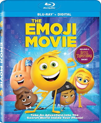 The Emoji Movie 2017 Daul Audio 720p BRRip 450Mb HEVC x265