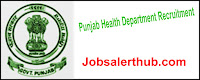 Punjab Health Department Recruitment