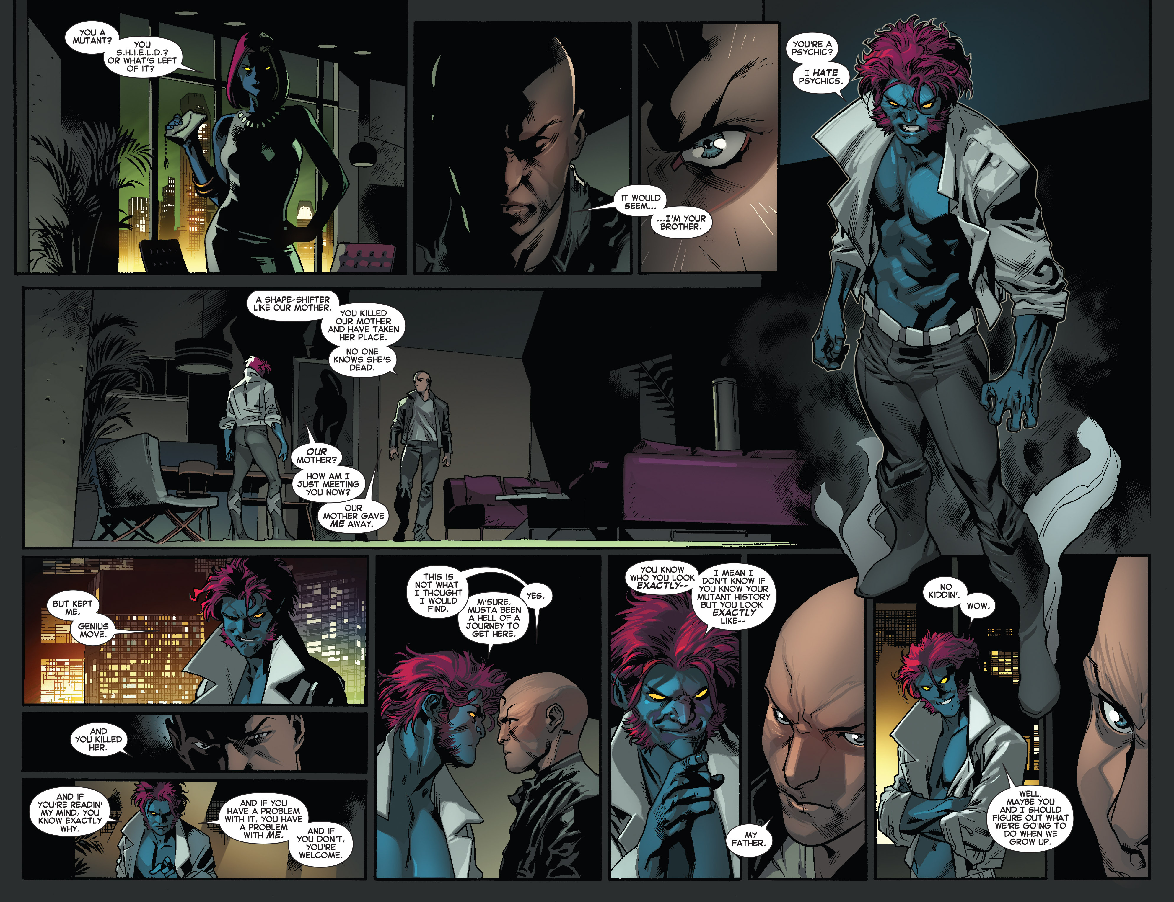 Read online All-New X-Men (2013) comic -  Issue #27 - 16
