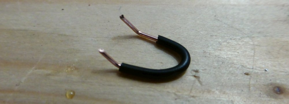 Wire 3PDT soldering