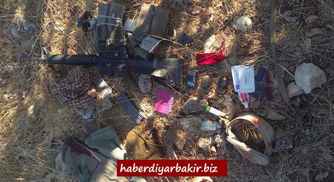 Diyarbakır Hani'de 1 PKK'li öldürüldü
