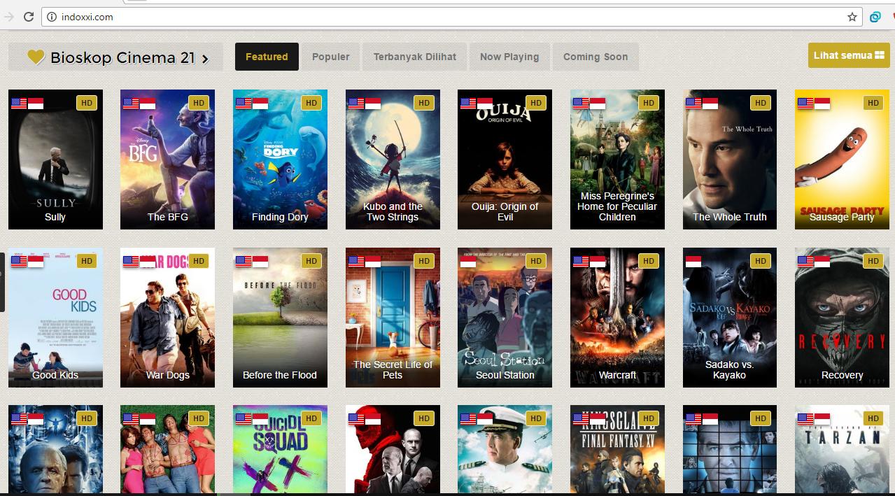 4 Situs Download Film Terbaik Di Indonesia - SIRIN KODING