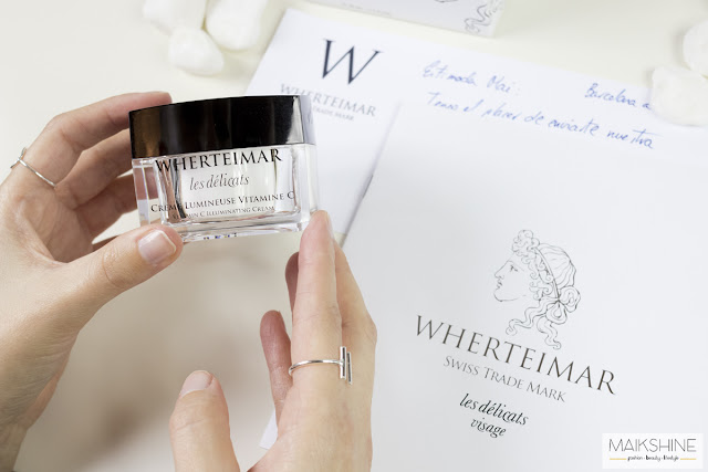 Review crema facial VITC Wherteimar