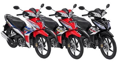 Daftar Harga Sepeda Motor Honda Terbaru