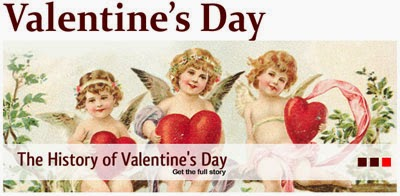 The history of Valentine's Day articles