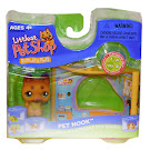 Littlest Pet Shop Pet Nooks German Shepherd (#357) Pet