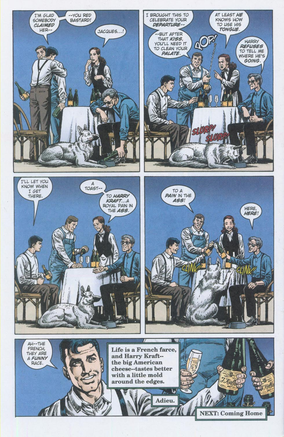 Read online American Century comic -  Issue #16 - 22