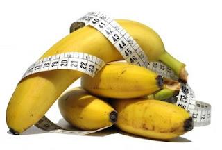 Cara Diet Sehat dengan Buah Pisang