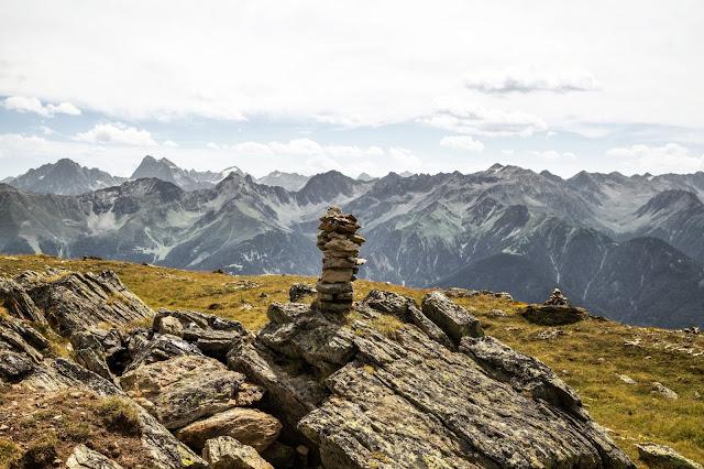 Alpenrosensteig vom Fisser Joch nach Fiss  Wanderung Serfaus-Fiss-Ladis 8