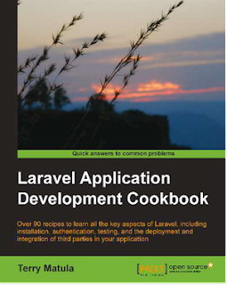 Laravel Application Development Cookbook