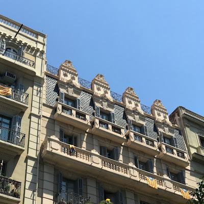 architettura barcellona