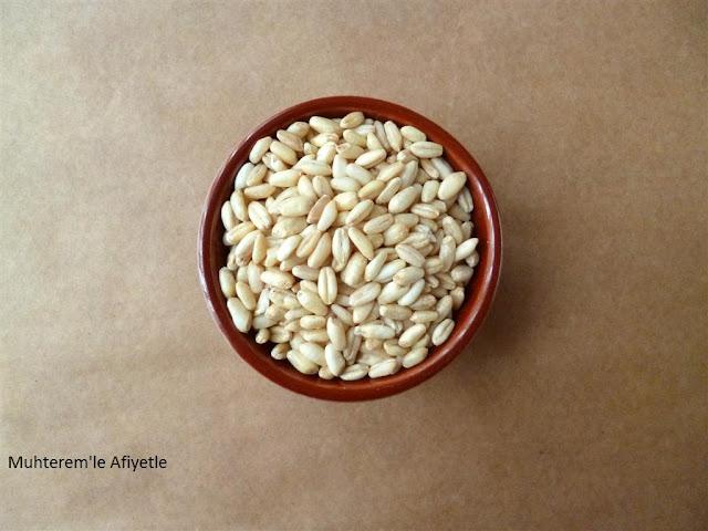 Aşurelik buğday faydaları