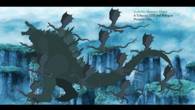 Hình ảnh Godzilla: Hành Tinh Quái Vật