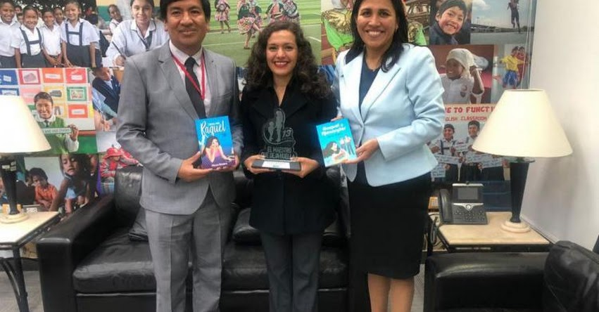 MINEDU premia a docente que mejora prácticas pedagógicas de estudiantes de Loreto
