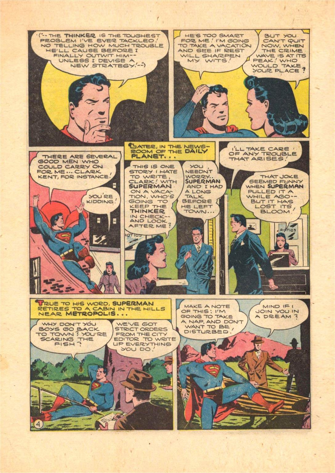 Action Comics (1938) 70 Page 5