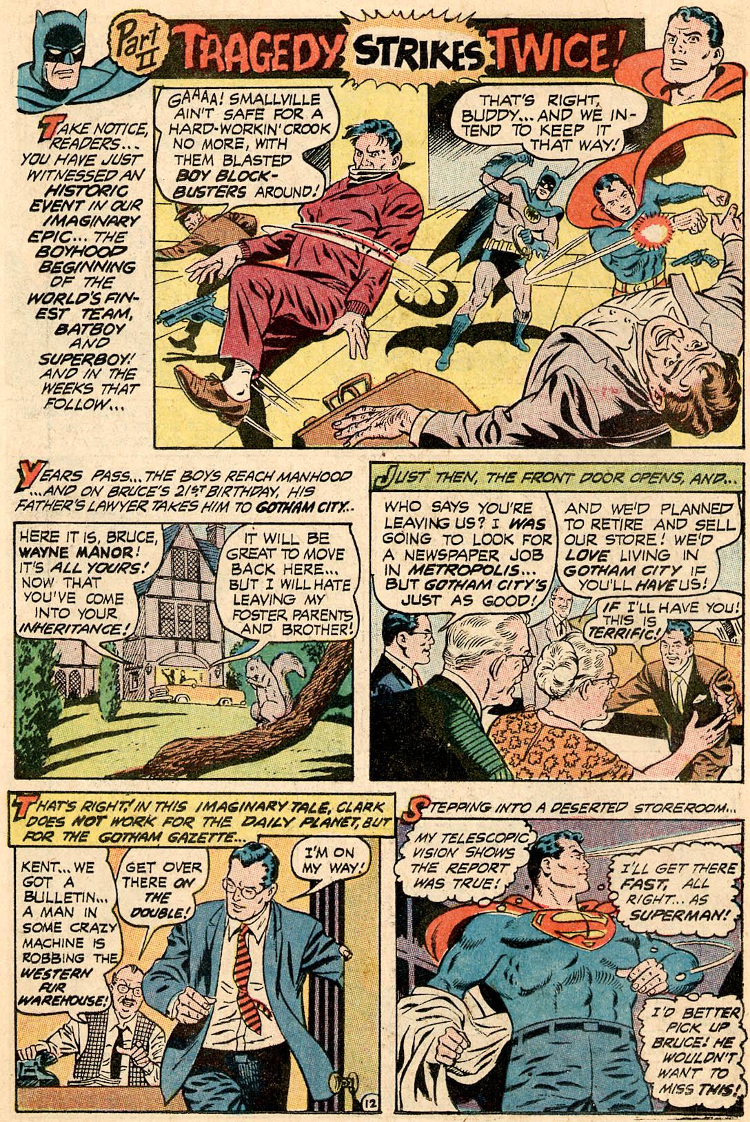 Read online World's Finest Comics comic -  Issue #172 - 18