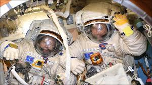 Spotlight : Record For Longest Russian Spacewalk