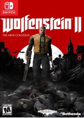 Wolfenstein II The New Colossus switch xci - Download last GAMES FOR