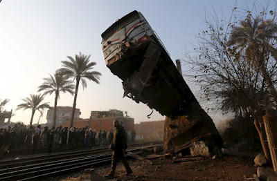 Train in Bani Sweif