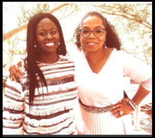 Cherreah Jackson, Oprah Winfrey