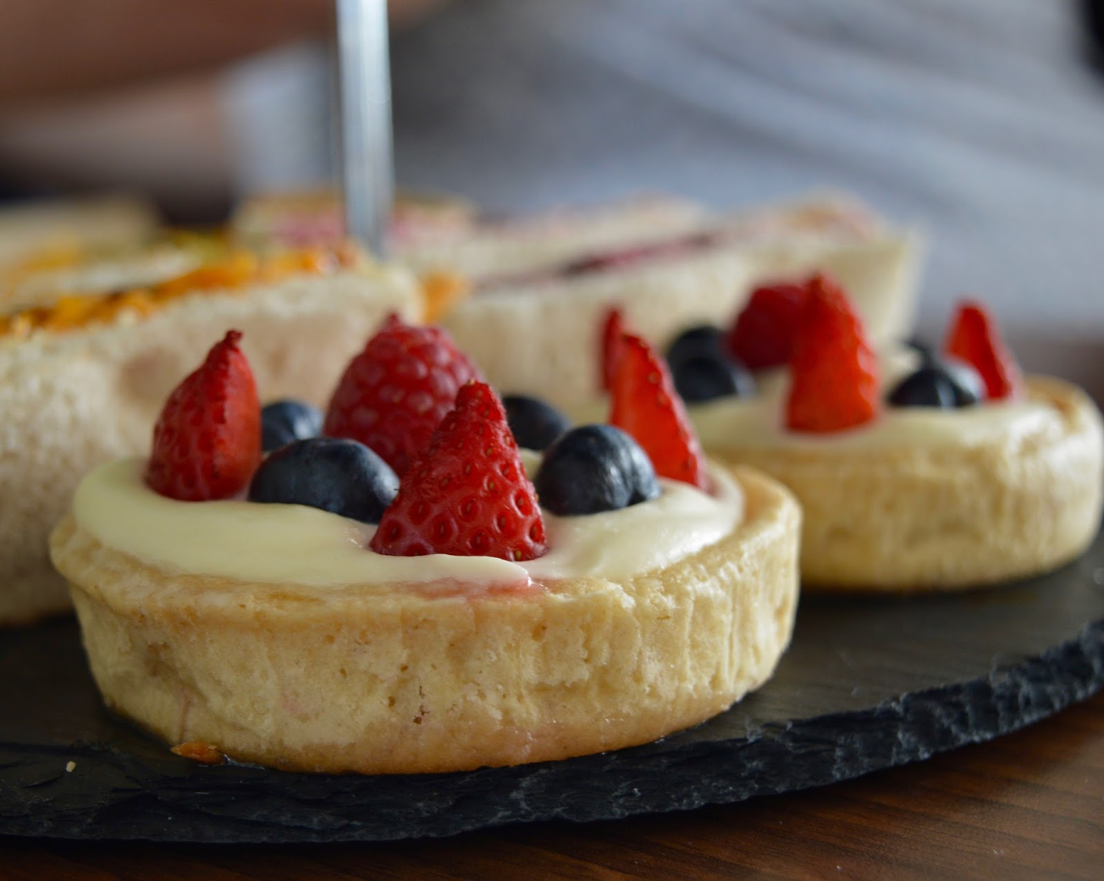 Cafe 32 | Linskill Centre, North Shields - A review - homemade afternoon tea