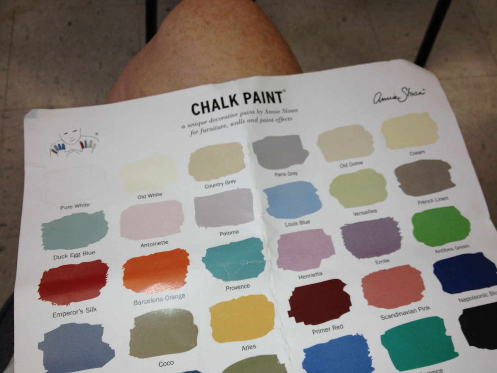 Wax For Chalk Paint Finish