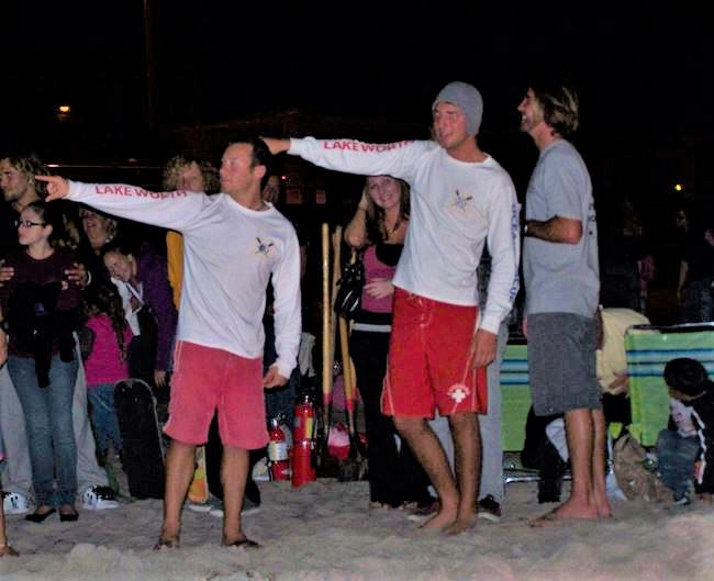 6th Lake Worth Beach Bonfire is Jan. 25th!