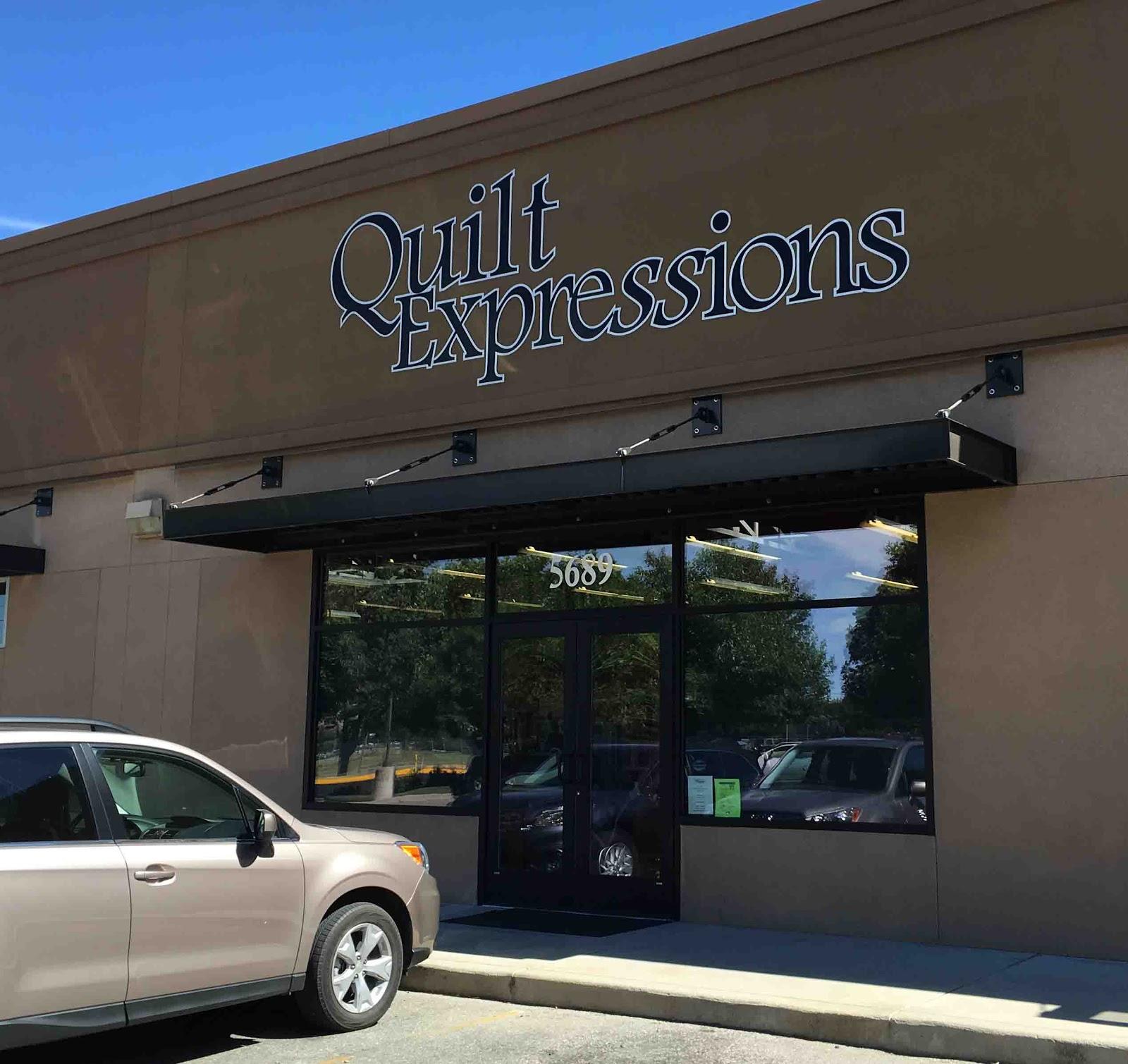 Cat Patches: Quilt Shop: Quilt Expressions, Boise, Idaho : idaho quilt shops - Adamdwight.com