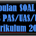 Soal UKK Seni Budaya SMP Kelas 8 Kurikulum 2013 Tahun 2018