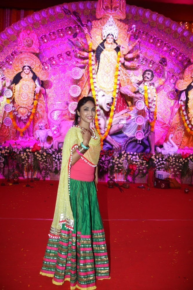 TV actress Mouli Ganguly