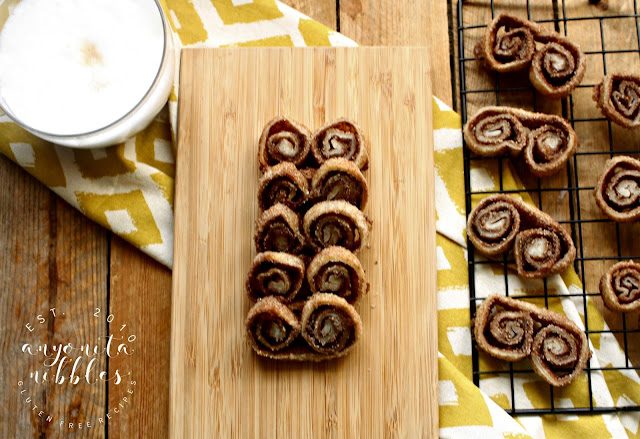 How to make gluten-free homemade palmier cookies