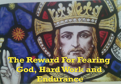 The Reward For God Fearing, Hard Work And Endurance – Sunday Gospel Reflection