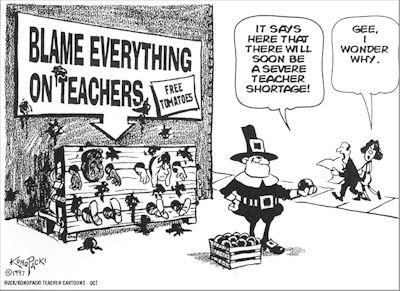 Schools Matter: Smear Campaign Against Teachers is