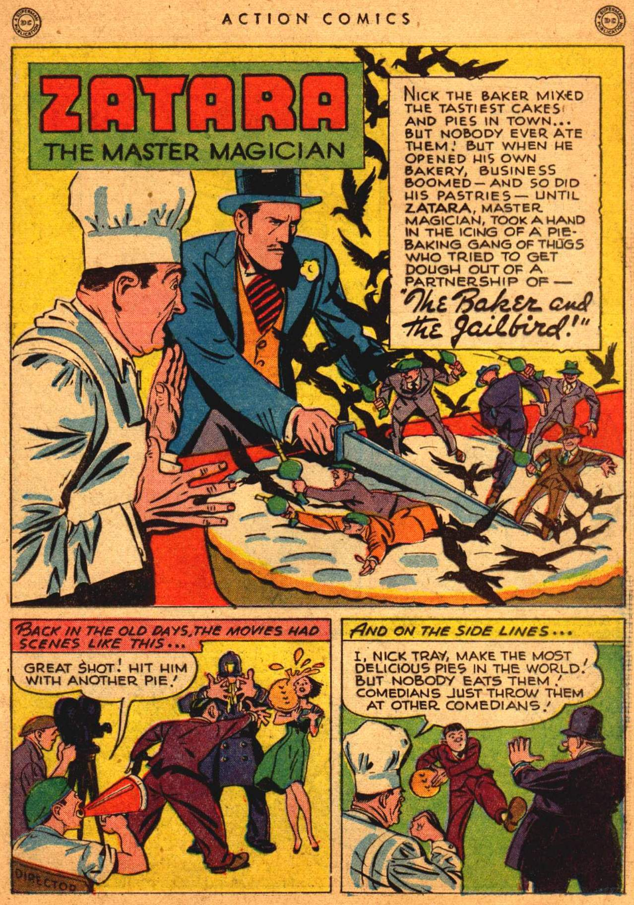 Read online Action Comics (1938) comic -  Issue #108 - 22