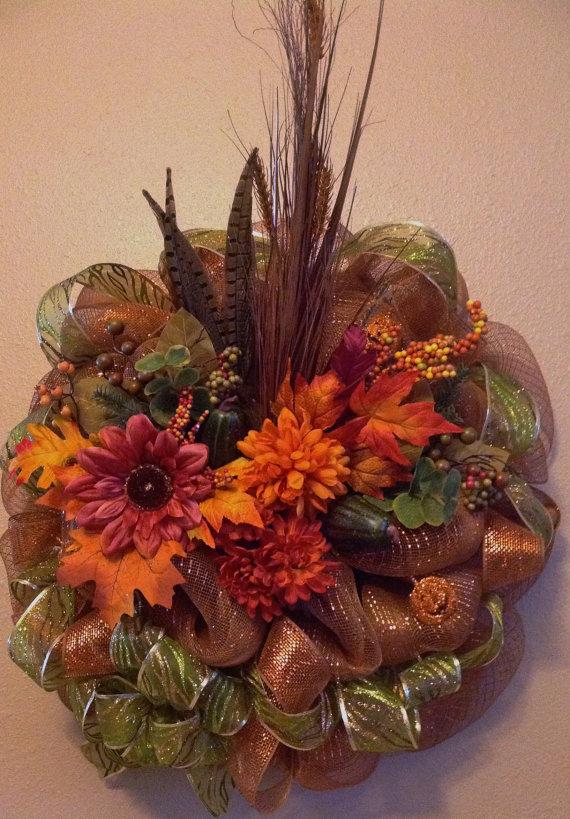 Decoraciones mas usadas por las bloggers para el dia de for Decoracion de mesa para accion de gracias