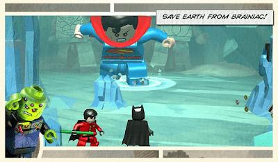 LEGO ® Batman Beyond Gotham v1.10.1 Mod Apk Data (Super Mega Mod) 2