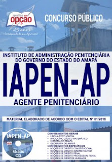 Download Apostila Concurso IAPEN AP 2018 PDF