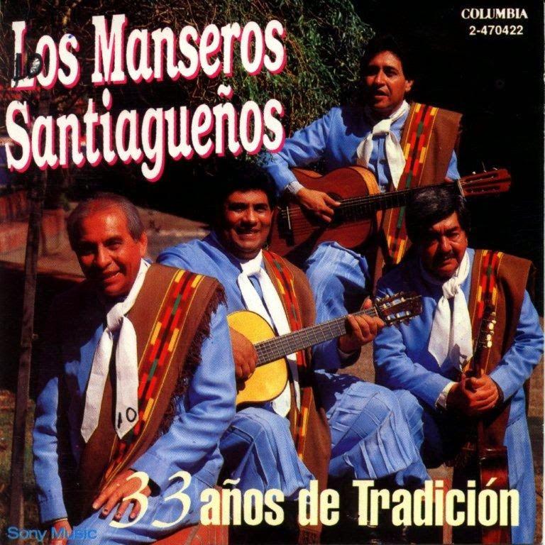 los manseros santiagueños 33 años