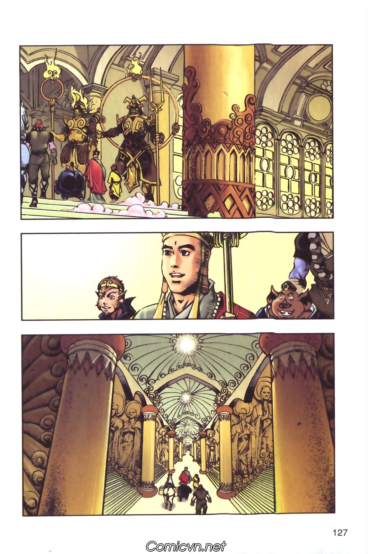 Tây Du Ký màu - Chapter 134 - Pic 3