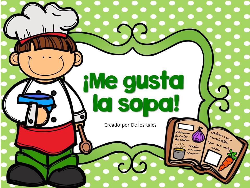 Me Gusta La Sopa Niños De Los Tales