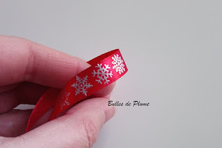 Bulles de Plume DIY Chaussette de Noël en feutrine