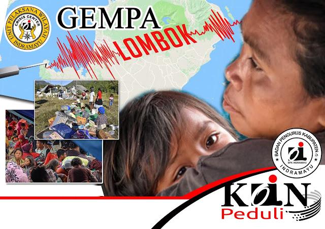 Oi Indramayu Peduli Lombok