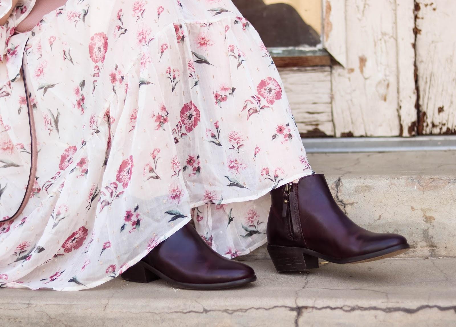 Thursday boots flat boot