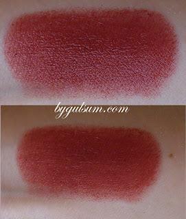 Sante Lipstick No:10 Swatch