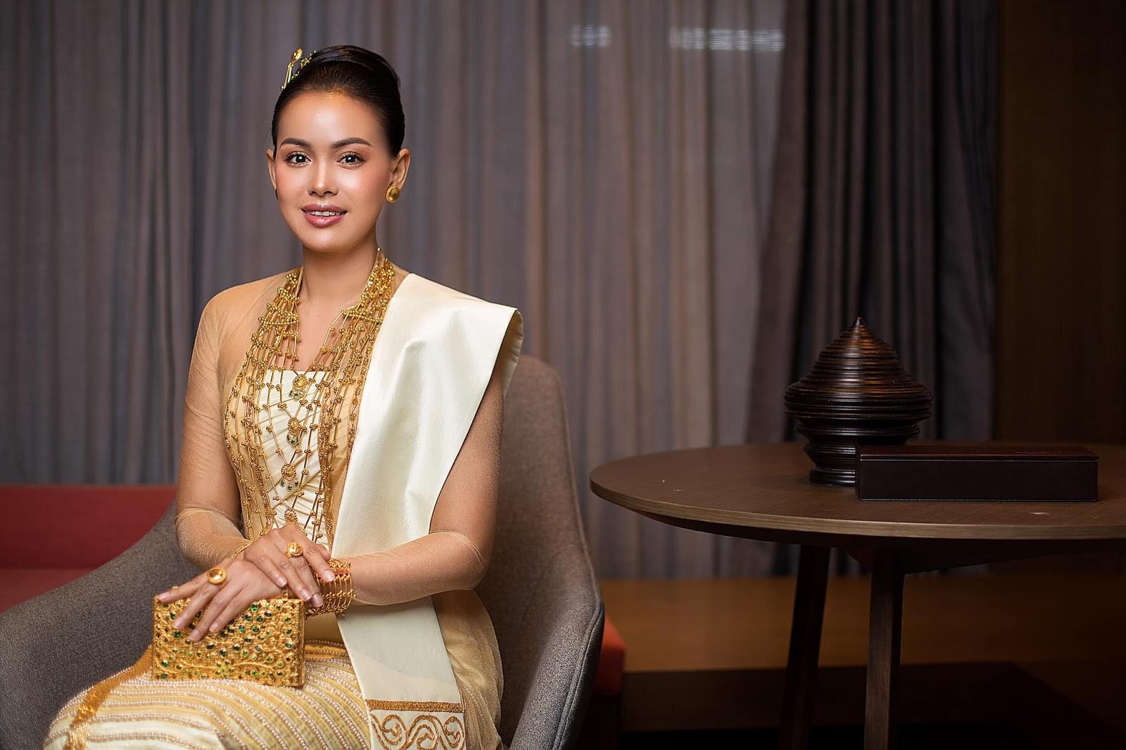 Ma Aye Thaung - Academy Fashion 2018