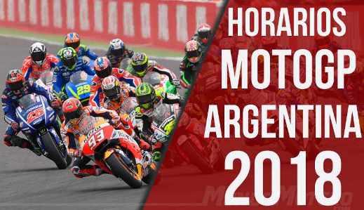 MotoGP, Argentina 2018. Ini Jadwalnya