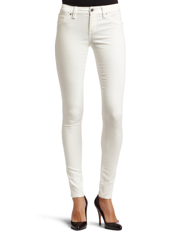 jeans Nude girl skinny