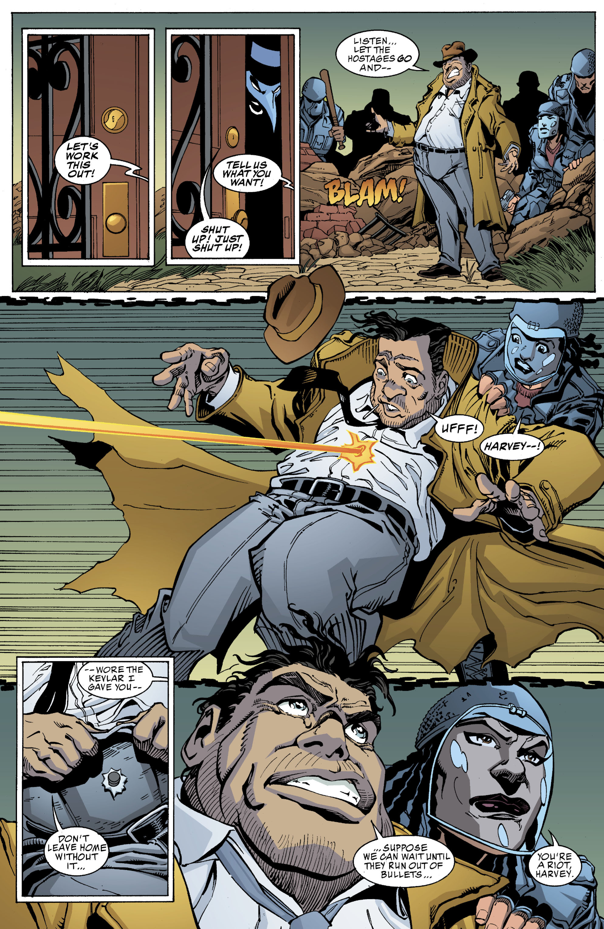 Detective Comics (1937) 739 Page 4
