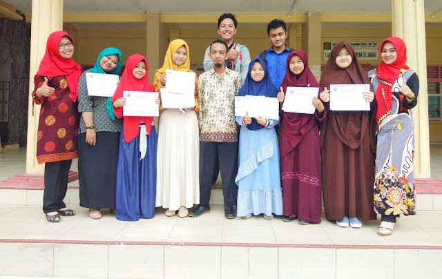 English Education Program Held An Annual English Competition