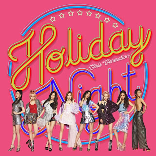 Girls` Generation - Holiday Night Albümü